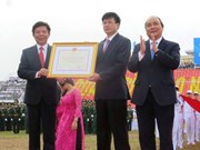 Quang Binh province marks 410th founding anniversary