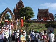Kate festival mirrors Cham people's rich culture
