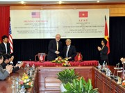 Vietnam, US sign nuclear agreement
