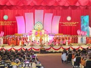 UN Day of Vesak gets underway in Ninh Binh