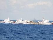 Coast Guard, Fisheries Surveillance forces ensure safety for fishermen