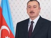 Azerbaijan President to visit Vietnam
