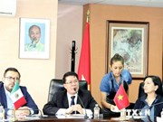 Mexican parliamentarians back Vietnam in East Sea issue