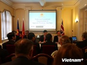 Nghe An aims to lure UK investors