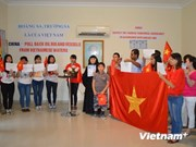 Vietnamese in Egypt, Switzerland voice protests to China