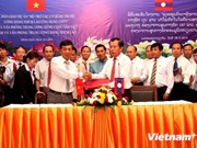Party helps Laos improve IT application