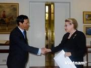 Australian Parliament treasures ties with Vietnamese NA
