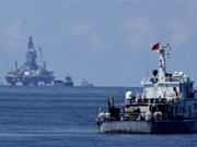Chinese ships continue hindering Vietnamese fishing vessels