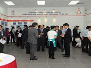 Showroom for nuclear equipment mock-ups launched