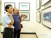 Exhibition helps inland people get close to the sea