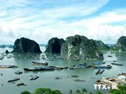 Ha Long Bay among Asia's top green spaces/national parks