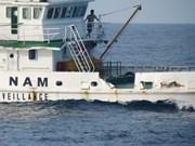 Chinese ships display mounting aggression