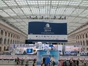 Vietnam attends int'l atomic forum in Russia