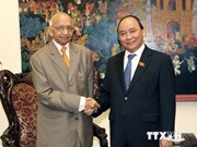 Deputy PM welcomes IADL Honorary President