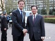 Dutch PM's visit to Vietnam to enhance bilateral ties