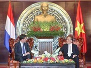 National Assembly leader meets Dutch Prime Minister