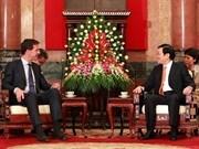 Netherlands wants to boost ties with Vietnam