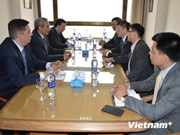 CPV boosts ties with Middle East- North Africa parties