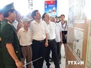 Hoang Sa, Truong Sa exhibition opened in Hai Phong