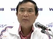 Thailand: opposition group set up against junta