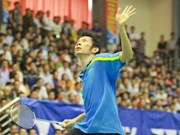 Local favourite badminton player seeded No 1 for US Open