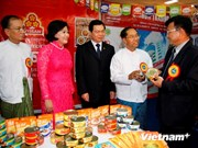 Vietnamese goods introduced in Myanmar