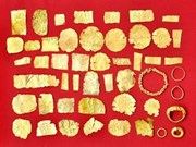 Oc Eo civilisation's artifacts unearthed