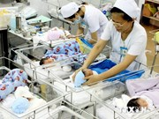 Vietnam slashes child mortality rate by 60 percent