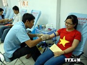 Cross-country blood donation campaign launched