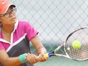 Thai players triumph at Can Tho ITF tournament