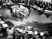 Veteran diplomat shares memories about Geneva conference