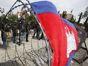 Cambodia: CNRP, CPP hold talks to settle political dispute