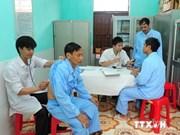 Vietnam Fatherland Front leader visits war invalids