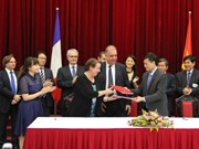France helps Vietnam develop PPP projects
