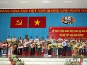 HCM City honours 831 heroic mothers