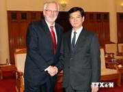 Prime Minister bids farewell to US ambassador