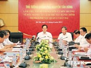 PM: 2013 Land Law-related procedures be ready in September