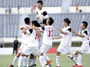 Vietnam hold Brunei to draw at ASEAN youth champs