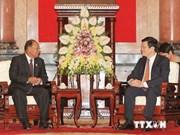Cambodia considers Vietnam good friend: NA President Heng Samrin