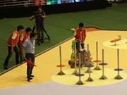 Vietnam topple Japan in int'l Robocon finals