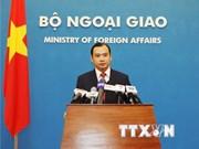 Spokesman clarifies Vietnam's international position