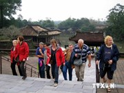 Tourism peaks in central region
