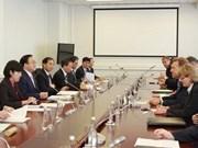Vietnam, Russia foster economic bond