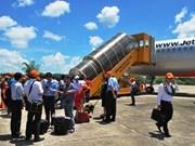 Jetstar inaugurates Thanh Hoa- Ho Chi Minh City route