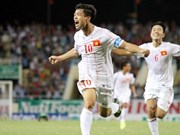 Vietnam secure tight win over Socceroos