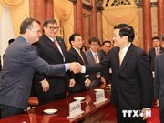 Vietnam hopes for more cooperation in HR development