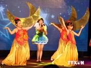 Overseas Vietnamese children celebrate Mid-Autumn Festival