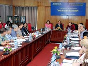 Workshop discusses peace keeping efforts in Asia, Europe