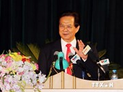 Vietnam needs to be a strong country overall: PM