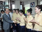 Vietnamese businesses urged to expand activities in Laos